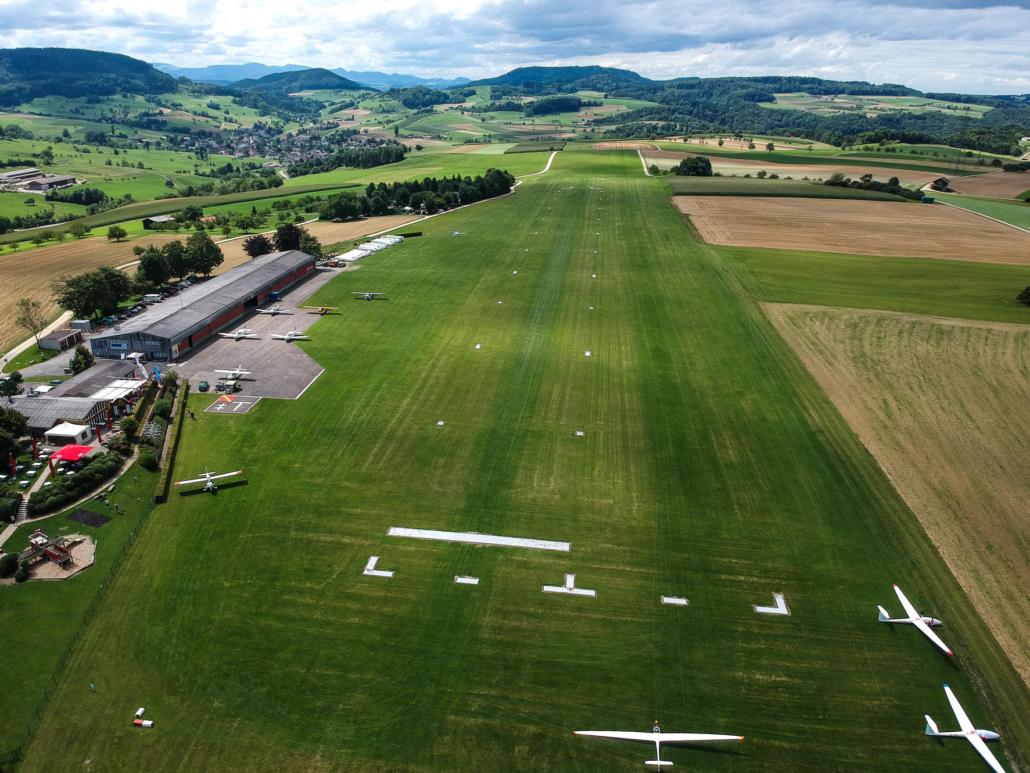 Schupfart Airport
